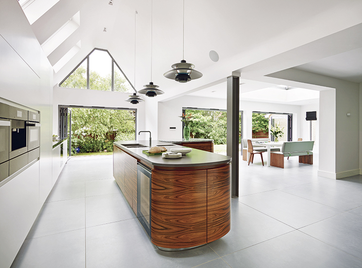How To Extend Existing Kitchen Island